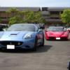 滋賀県彦根市~福井県若狭町を駆るスーパーカーイベント「TOYOTIRES NCCR 2019」。圧