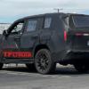 フルモデルチェンジ版・レクサス新型LX600の開発車両を再びスパイショット!更にトヨ