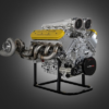 ヘネシー「ヴェノムF5」の1,600馬力&7.6Lの大排気量エンジン公開。これでケーニグセ