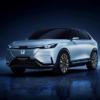 ホンダ新型Honda SUV e:Prototypeが世界初公開!新型ヴェゼルのピュアEV版だと思われ