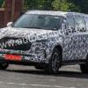 マツダの酷似モデルを販売していたMG。今度の新型SUV「D90」の開発車両がダイハツ新型