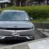 欧州で大人気のヒュンダイ新型アイオニック5(Ioniq 5)が日本の公道にて初スパイショッ