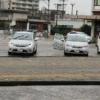 これが最後?フルモデルチェンジ版・ホンダ新型「フィット4(FIT4)」の開発車両が2台登