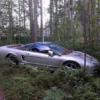 ロシアの森にて長年放置されたホンダ「NSX」を発見。レストアにより完全復活を遂げる