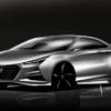 これ大丈夫?韓国・現代自動車の謎クーペレンダリングがアウディ「TT」にそっくり過ぎ