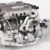 ブガッティが「シロン」専用の1/4スケールとなるW16気筒クワッドターボエンジンを販