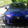 ビッグマイナーチェンジ版・レクサス新型IS300 F SPORT Mode Black 4回目の洗車!やは