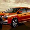 これがフルモデルチェンジ版・三菱の新型ランエボ?電気自動車&SUVスタイルで、見た
