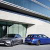 フルモデルチェンジ版・メルセデスベンツ新型Cクラス(W206)が世界初公開!4気筒マイル