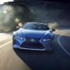 """従来モデルよりも約200万円アップ。レクサス「LC」に特別仕様車""""Structural Blue""""が登"""