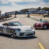 ポルシェが「新型935」に続き「911スピードスター・コンセプト」をデビュー。「911GT3