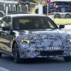 マイナーチェンジ版・BMW新型3シリーズ(G20型)の開発車両をスパイショット!既にリー