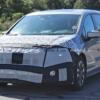 遂に来た!2021年モデル・ホンダ新型「オデッセイ」の開発車両を初キャッチ。フロント