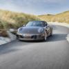 その価格は「911GT3RS」並。ポルシェより限定モデル「911タルガ4 GTS Manufaktur Edit