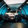 BMW「iNEXT」に新技術。外の自然や環境を記憶してインテリアシートに描写する?!