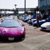大阪のスーパーカーイベント「L☆FES 2019」に関西アヴェンタ会が登場。「アヴェンタド