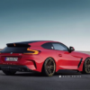 BMW「Z4」のシューティングブレーク風、過激カスタムしたランボルギーニ「ミウラ」が
