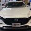 フルモデルチェンジ版・マツダ新型「マツダ3(Mazda3)」のカスタムモデルが登場!BLITZ