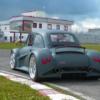 フィアット「500」にランボルギーニ「ムルシエラゴ」のV12エンジンを搭載したヤバイ車