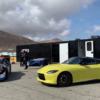 フルモデルチェンジ版・日産の新型フェアレディZ・プロトがアメリカのサーキットを走