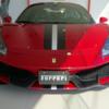 グランテスタ金沢さんにてフェラーリ「488ピスタ」見てきた。そのスタイリングは過激