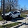 人生終わった…BMW新型「M5」が納車されて僅か数分後に大事故で大破&廃車に。あまりに