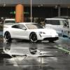 遂に来た!ポルシェ初の新型EV4ドアセダン「タイカン(Taycan)」の開発車両が日本にて