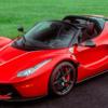 2016年モデル「ラ・フェラーリ・アペルタ」がMecumオークションにて落札されず→最低で
