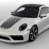 ポルシェどうした?新型「911(992)シリーズ」のフロントフードにオーナーの指紋を印字