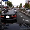 第二の宮崎文夫 容疑者現る?!軽自動車の強引な割り込みで進路妨害されたBMWが腹を立