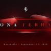 フェラーリ最新モデル「F176」が9月17日に公開へ。スピードスター風のフロントガラス