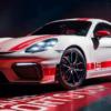 ドイツ限定の超希少モデル。ポルシェ「718ケイマンGT4スポーツカップ・エディション」