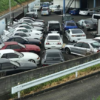 【再掲】まさに宝の山。福岡県にて日産「スカイラインGT-R(BNR32/BCNR33/BNR34)」が