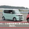 フルモデルチェンジ版・ダイハツ新型「タント/タント・カスタム」のスマートパノラマ