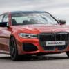 BMW次期「M3」は本当にこのデザインで登場するかもしれない…キドニーグリルは超大口化