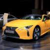 """レクサスの特別仕様車「LC""""イエローエディション""""」がパリデビュー。このイエローが次"""