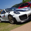 【世界限定1,000台のみ】ポルシェ「911GT2RS」を見てきた!他のポルシェとは圧倒的に