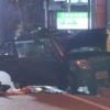 これは酷い…神奈川県にて8人乗った軽自動車(日産ピノ)が電柱に衝突→7人死傷→レンタカ
