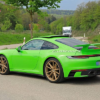 これは一体?GT3系とはちょっと異なる謎のポルシェ・新型「911(992)」の開発車両がキ