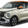 【価格は146.3万円から】一部改良版・三菱の新型eKクロス/eKクロススペースが2020年1