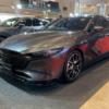 車高の低さがフルモデルチェンジ版・マツダ新型「マツダ3(Mazda3)」並み!オートエグ