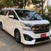 2020年モデル・トヨタ新型「ヴェルファイア(Vellfire)」のデモカーが遂に到着!限定20