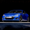 スバルがスペイン市場限定20台のみとなる新型「BRZスペシャルエディション」を発表。