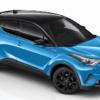 """トヨタ「CH-R」に新たなグレード""""デザイン・エディション""""が登場。ツートンカラー&ブ"""