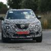 フルモデルチェンジ版・日産新型「ジューク(Juke)」の開発車両再び。国内ディーラでも