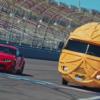 令和最初の対戦相手はピーナッツ?!トヨタ「GRスープラ」が最強の刺客とレーシングバ