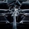 もしもフルモデルチェンジ版・トヨタ新型「ハリアー」のエンブレムがTOYOTAではなく鷹