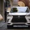"""2020年モデル・レクサス「LX」に特別仕様車""""スポーツパッケージ""""が登場。F SPORTに倣"""