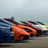 究極のドラッグレースバトルに12台のスポーツカーが集結。元ニュル最速モデル「911GT2