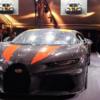 【世界限定30台&約4.2億円】世界最速記録&市販化が決定したブガッティ・シロン・ス